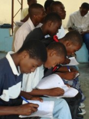 Haiti-WIF-students