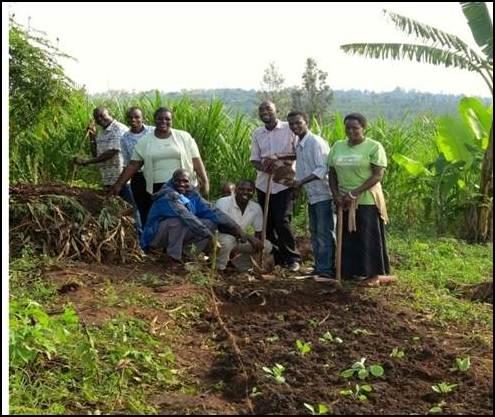 14. Rwanda and Malawi: Training in Organic Agriculture NEW