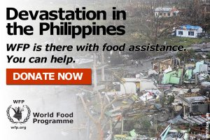 World Food Programme Emergency Aid for the Philippines