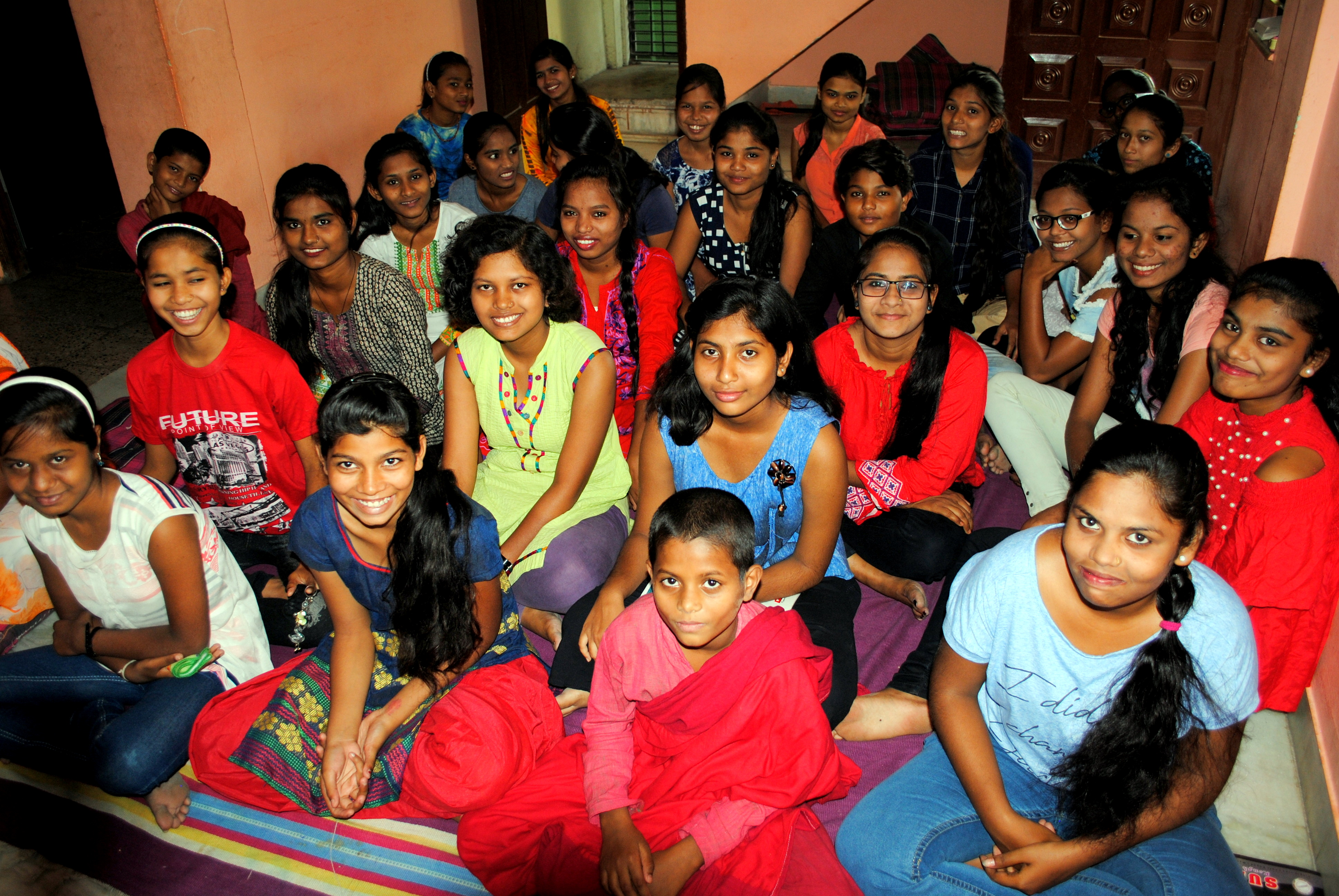 Helping Indian Dalit Girls Rise Up and Shine: The Mission of